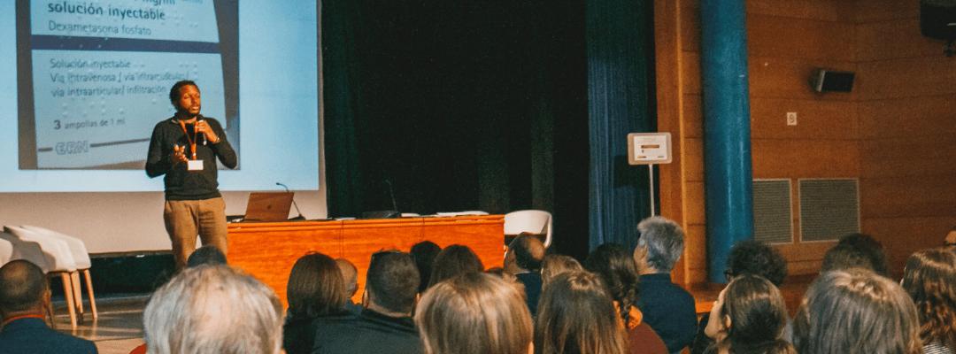 Más de cien personas asisten a la jornada de emprendimiento del IFOC