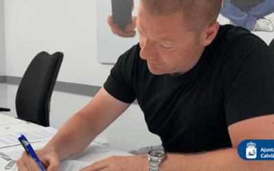 Kevin Paul, la nueva incorporación en el coworking del IFOC Calvià