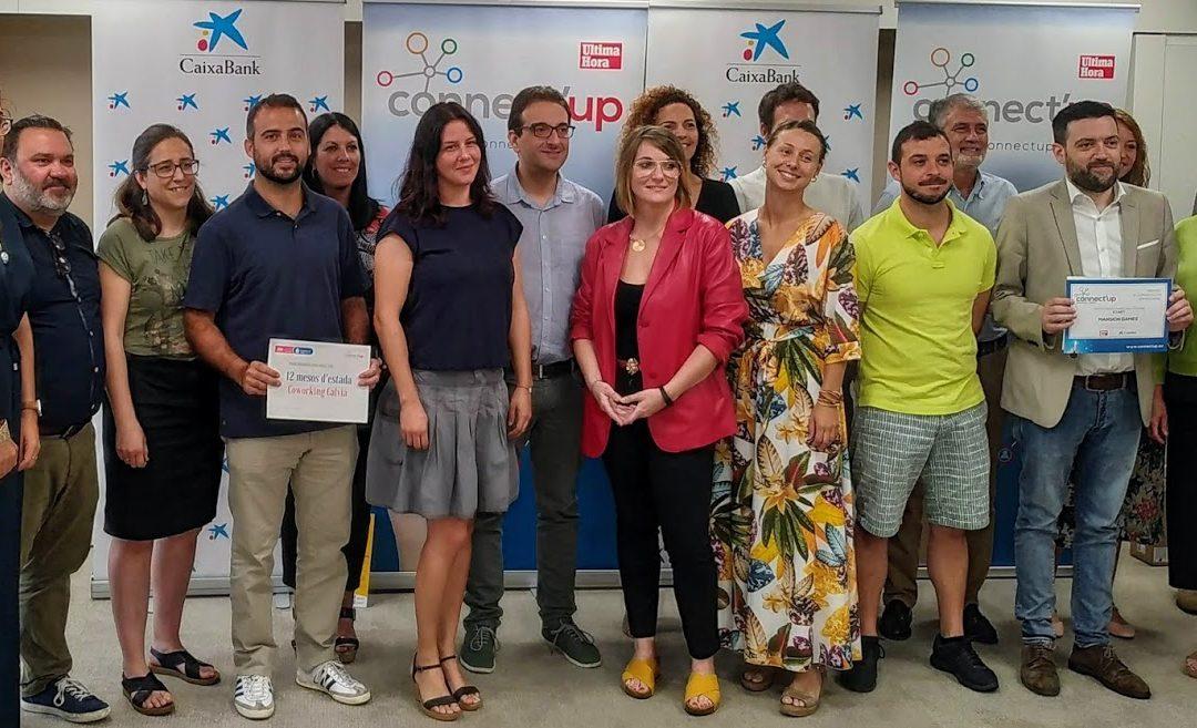 StartIslands, empresa ganadora del premio de estancia gratuita en el coworking de Calvià del programa Connect'UP