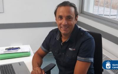 JAVIER BRUNO, NUEVO COWORKER EN EL IFOC DE CALVIÀ