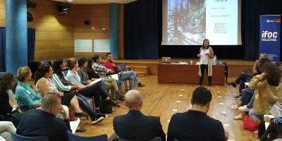 Treinta personas emprendedoras participan en el encuentro colaborativo FerEmpresa