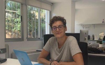 MARIA JOSÉ LLUY NUEVA COWORKER EN EL IFOC DE CALVIÀ