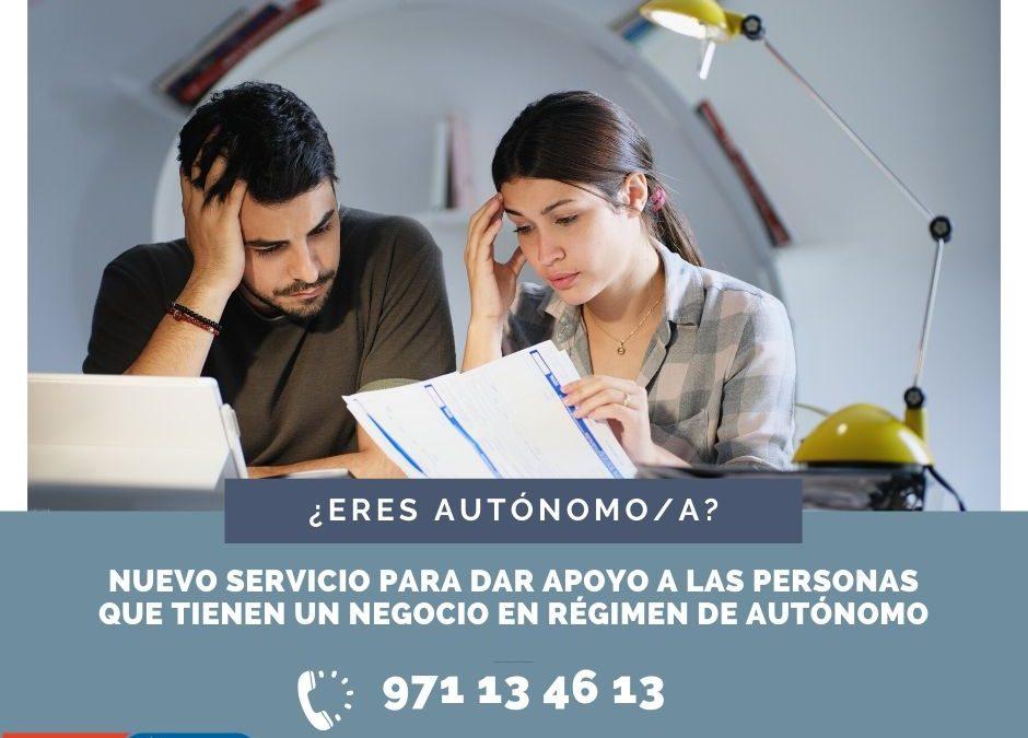 EL AJUNTAMENT DE CALVIÀ HABILITA UN SERVICIO DE INFORMACIÓN SOBRE AYUDAS PARA AUTÓNOMOS CON MOTIVO DEL COVID-19