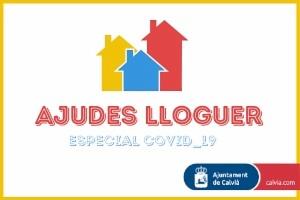 Ayudas extraordinarias para el alquiler de vivienda del Ajuntament de Calvià