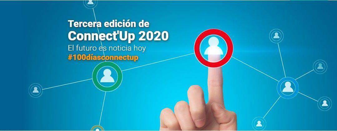 Tercera edición de Connect'Up: Abierto el  plazo de presentación de proyectos innovadores