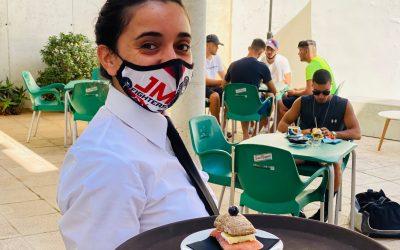 Pràctiques formatives de l'alumnat del Certificat de Professionalitat de Restaurant i bar