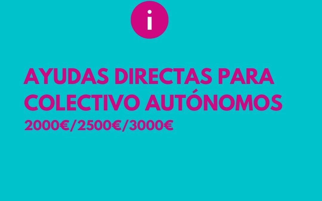 El 23 de noviembre se vuelve a abrir plazo de presentación de solicitud de la AYUDA EXTRAORDINARIA para AUTÓNOMOS DE CALVIÀ (2 trámites)